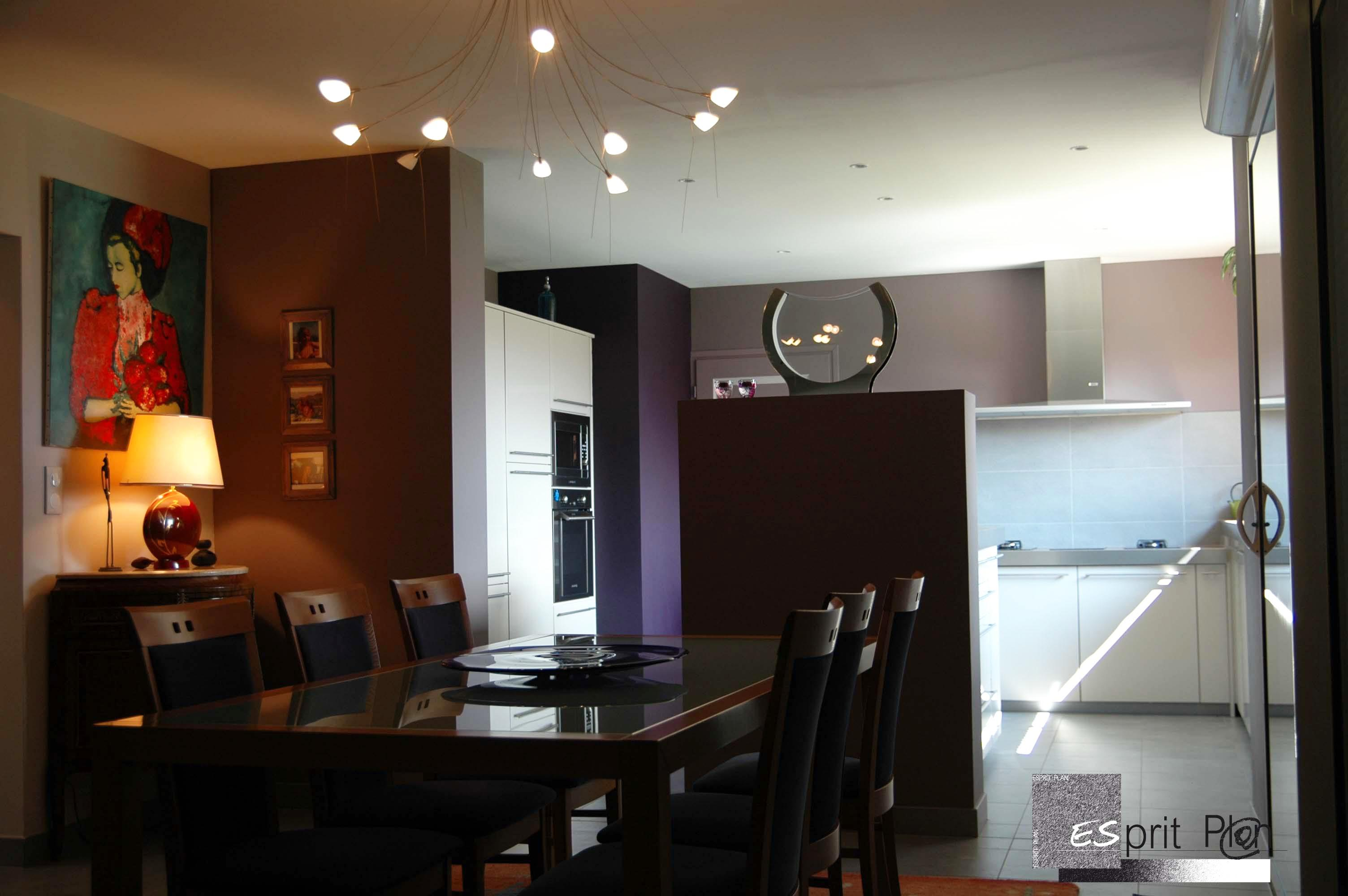 Amenagement d une salle de sejour perpignan 13 for Amenagement salon sejour cuisine