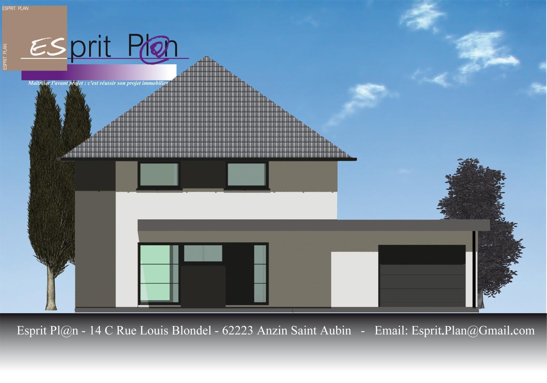 Maison neuve extensions r novations plan de maison for Renovation facade maison bardage