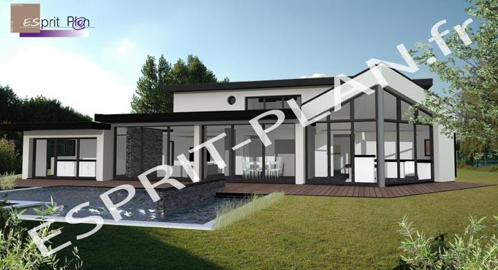 Avant projet maison extensions renovations sur arras for Constructeur maison pas de calais
