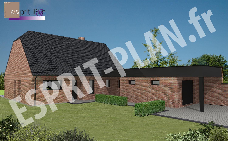 Extension bois nord pas de calais for Assurance de maison