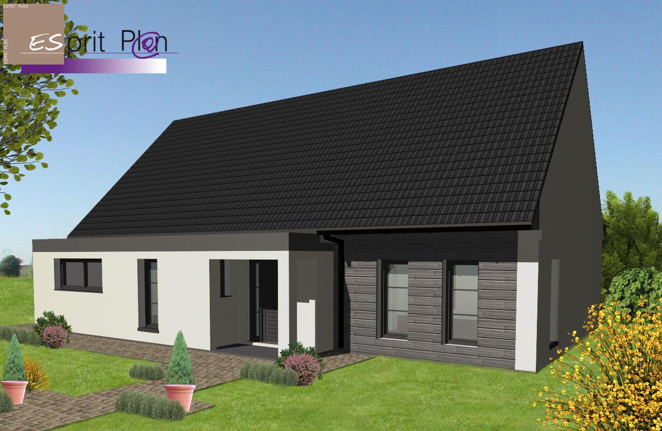 esprit plan permis de construire extensions renovations sur arras lille et nord pas de calais. Black Bedroom Furniture Sets. Home Design Ideas