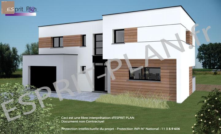 Lotissement maison neuve maison neuve 76 m acheter une for Acheter maison individuelle nord