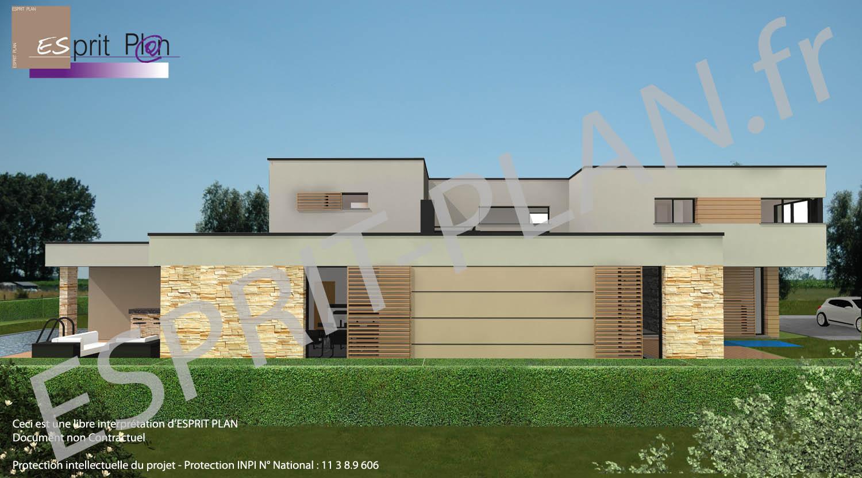 Maison neuve   extensions   rénovations   plan de maison design ...