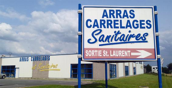 Arras carrelage
