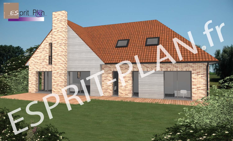 Avant projet maison extensions renovations sur arras for Constructeur calais