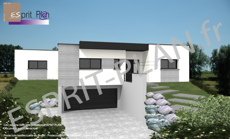 avant projet maison extensions renovations sur arras lille et nord pas de calais modele. Black Bedroom Furniture Sets. Home Design Ideas